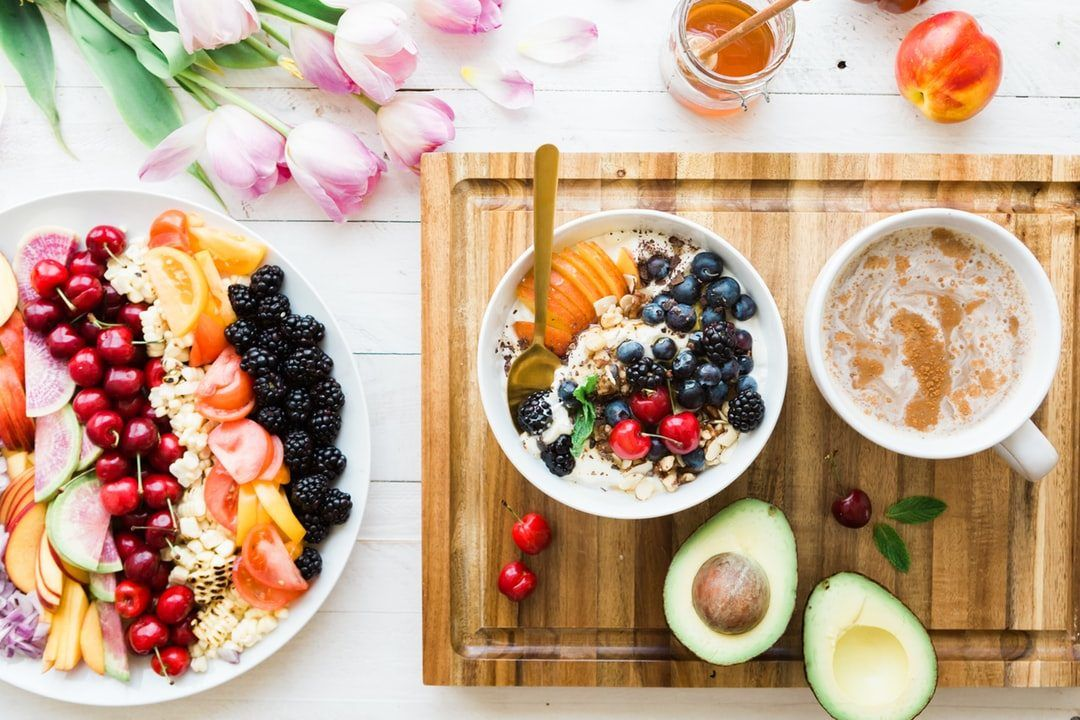 The PCOS Diet - What Should I Eat With PCOS? 1